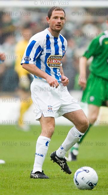 Alan Johnston, Kilmarnock.stock season 2005-2006.pic willie vass