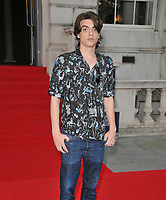 "LONDON, ENGLAND - AUGUST 08: Sascha Bailey at the ""Pain and Glory"" Film4 Summer Screen opening gala & launch party, Somerset House, The Strand, on Thursday 08 August 2019 in London, England, UK.<br /> CAP/CAN<br /> ©CAN/Capital Pictures"