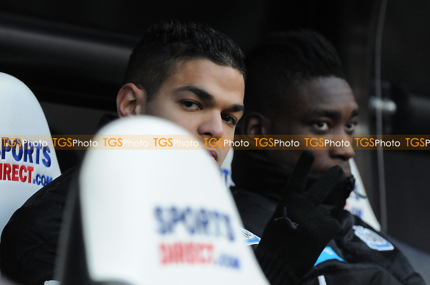 Hatem Ben Arfa of Newcastle United - Newcastle United vs Arsenal - Barclays Premier League Football at St James Park, Newcastle upon Tyne - 29/12/13 - MANDATORY CREDIT: Steven White/TGSPHOTO - Self billing applies where appropriate - 0845 094 6026 - contact@tgsphoto.co.uk - NO UNPAID USE