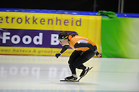 SCHAATSEN: HEERENVEEN: 31-01-2014,  IJsstadion Thialf, Training Topsport, ©foto Martin de Jong
