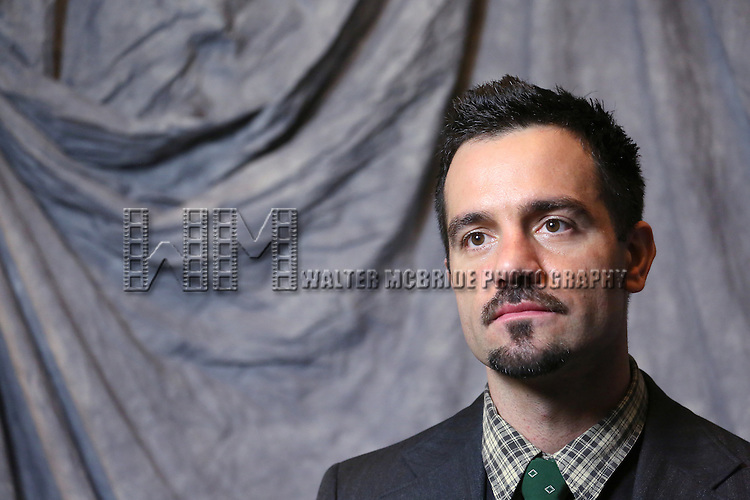 Ramin Karimloo attends the 2014 Tony Awards Meet the Nominees Press Junket at the Paramount Hotel on April 30, 2014 in New York City.