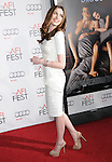 Anne Hathaway attends the AFI Fest 2010 Opening Gala - Love & Other Drugs World Premiere held at The Grauman's Chinese Theatre in Hollywood, California on November 04,2010                                                                               © 2010 Hollywood Press Agency