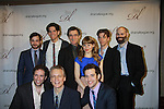 Cast Peter and Catcher - The 78th Annual Drama League Awards on May 18, 2012 at The New York Marriott Marquis, New York City, New York.(Photo by Sue Coflin/Max Photos)