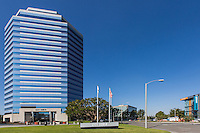 City Tower Building in Orange California