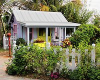 Little Miss Playhouse in Naples Fl botanical gardens