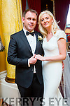 Michelle O'Neill, Cahersiveen, daughter of Michael and Sheila O'Neill, and Tim Lane, Cork, son of Geraldine Lane, were married at Church of the Purification, Churchill by Fr. Eamon Mulvihill on Thursday 31st December 2015 with a reception at Ballyseede Castle Hotel