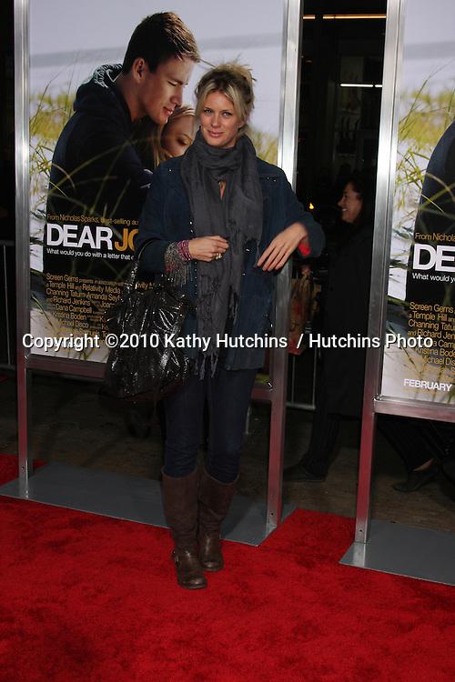 "Rachel Hunter.arriving at the ""Dear John"" Premiere.Grauman's Chinese Theater.Los Angeles, CA.February 1, 2010.©2010 Kathy Hutchins / Hutchins Photo...."