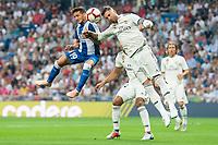 REAL MADRID v RCD ESPANYOL. La Liga 2018-2019.