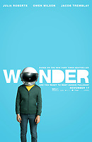 Wonder (2017)<br /> POSTER ART<br /> *Filmstill - Editorial Use Only*<br /> CAP/FB<br /> Image supplied by Capital Pictures
