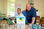 Feature .Macwastemanagement company .L-R Contracts manager Aidan McCarthy and Managing Director Malcolm  Newport. .