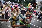 © Joel Goodman - 07973 332324 . 31 August 2013 . Rochdale , UK . The Rochdale Feel Good Festival . Photo credit : Joel Goodman