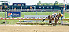 Foxy Sara winning at Delaware Park on 9/10/12