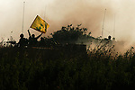 Israel-Lebanon border 2006<br />
