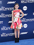"Rowan Blanchard attends The World Premiere of Disney's ""Maleficent"" held at The El Capitan Theatre in Hollywood, California on May 28,2014                                                                               © 2014 Hollywood Press Agency"