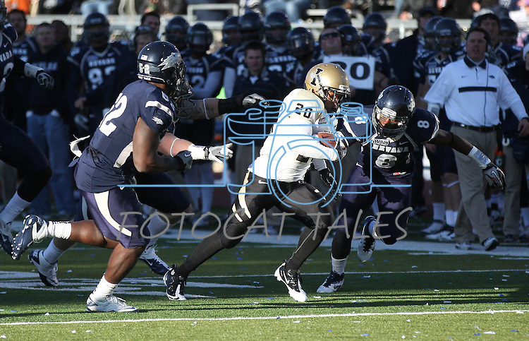 Images from the NCAA football game between Idaho and Nevada in Reno, Nev., on Saturday, Dec. 3, 2011. Nevada won 56-3.  .Photo by Cathleen Allison