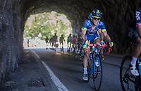Thomas Degand (BEL/Wanty-Groupe Gobert)<br /> <br /> stage 7: Aoste &gt; Alpe d'Huez (168km)<br /> 69th Crit&eacute;rium du Dauphin&eacute; 2017