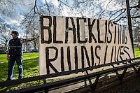 "18.04.2013 - ""Blacklisting Ruins Lives"""