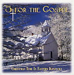 "CD Cover Image, ""5 For The Gospel"", 1999, Music, Winter, Cades Cove, Church"