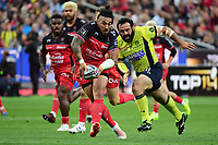 Maa Nonu of Toulon during the the Top 14 Final between RC Toulon and Clermont Auvergne  at Stade de France on June 4, 2017 in Paris, France. (Photo by Dave Winter/Icon Sport)