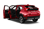 Car images close up view of a 2018 Mitsubishi Eclipse Cross Style 5 Door SUV doors