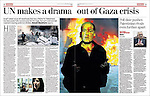 The Independent, October 26, 2009. Photos © Quique Kierszenbaum.
