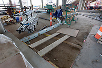 Boathouse at Canal Dock Phase II   State Project #92-570/92-674 Construction Progress Photo Documentation No. 13 on 21 Julyl 2017. Image No. 12