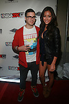 Jersey Shore's Vinny Guadagnino and Model Melanie Iglesias Attend the premiere and celebration of 2K Sports' NBA2K13 with its Executive Producer, JAY Z and a live performance by Meek Mill held at The 40/40 Club, NY D. Salters/WENN 9/26/12