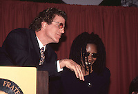 Ted Danson &amp; Whoopi Goldberg at<br />