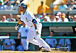 11 March 2009: Detroit Tigers' outfielder Gary Sheffield hits a solo home run during a Spring Training game against the New York Yankees at Joker Marchant Stadium in Lakeland, Florida. The Tigers defeated the Yankees 7-4 in the Grapefruit League matchup. Mandatory Photo Credit: Ed Wolfstein Photo