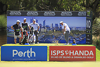 Sam Horsfield (ENG) in action on the 6th during Round 2 Matchplay of the ISPS Handa World Super 6 Perth at Lake Karrinyup Country Club on the Sunday 11th February 2018.<br /> Picture:  Thos Caffrey / www.golffile.ie<br /> <br /> All photo usage must carry mandatory copyright credit (&copy; Golffile   Thos Caffrey)