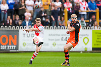 Picture by Alex Whitehead/SWpix.com - 12/05/2018 - Rugby League - Ladbrokes Challenge Cup - Castleford Tigers v St Helens - Mend-A-Hose Jungle, Castleford, England - St Helens' Danny Richardson.