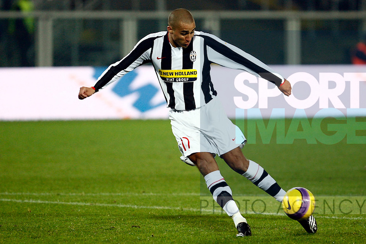David Trezeguet of Juventus