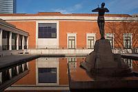 Museo de Bellas Artes. Bilbao winter 2014