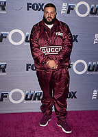"""HOLLYWOOD, CA - FEBURARY 8:  DJ Khaled at FOX's """"The Four: Battle for Stardom"""" Season Finale Viewing Party  at Delilah on February 8, 2018 in Hollywood, California. (Photo by Scott Kirkland/FOX/PictureGroup)"""