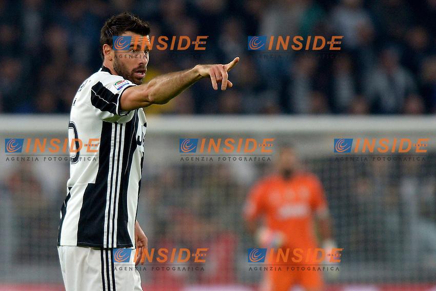 Andrea Barzagli Juventus <br /> Torino 29-10-2016 Juventus Stadium Football Calcio Serie A 2016/2017 Juventus - Napoli . Foto Filippo Alfero Insidefoto