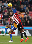 Ethan Ebanks-Landell of Sheffield Utd during the English League One match at the Bramall Lane Stadium, Sheffield. Picture date: November 19th, 2016. Pic Simon Bellis/Sportimage