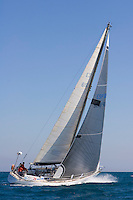 Esp 6192  .Swany  .Gonzalo Infante  .Eduardon Mendez  .RCR Alicante  .Swan 44.XXII Trofeo 200 millas a dos - Club Náutico de Altea - Alicante - Spain - 22/2/2008