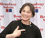 Alma Cuervo attends the 8th Annual Broadway Salutes Presentation at Shubert Alley on September 20, 2016 in New York City.