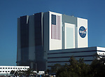 Kennedy Space Center, Florida - Tuesday January 16, 2018: NASA's Vehicle Assembly Building.