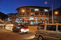 Thimpu market. Arindam Mukherjee..
