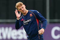 Jamie Porter of Essex ahead of Gloucestershire vs Essex Eagles, NatWest T20 Blast Cricket at The Brightside Ground on 13th August 2017
