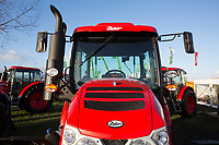 Zero tractor at a show<br /> &copy;Tim Scrivener Photographer 07850 303986<br /> ....Covering Agriculture In The UK....
