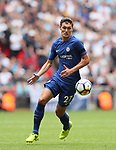 Chelsea's Andreas Christensen in action during the premier league match at the Wembley Stadium, London. Picture date 20th August 2017. Picture credit should read: David Klein/Sportimage