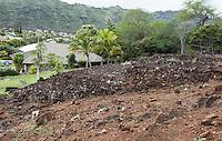 Pahua Heiau, Honolulu, Oahu