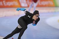 SCHAATSEN: SALT LAKE CITY: Utah Olympic Oval, 15-11-2013, Essent ISU World Cup, 1500m, Brian Hansen (USA), ©foto Martin de Jong