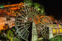 The waterwheels of Lijiang symbolize it's past history during the Ming dynasty.