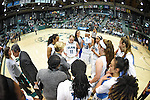 Tulane vs UConn (Women's Basketball 2017)