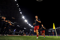 Edin Dzeko of AS Roma <br /> Roma 27-10-2019 Stadio Olimpico <br /> Football Serie A 2019/2020 <br /> AS Roma - AC Milan<br /> Foto Andrea Staccioli / Insidefoto