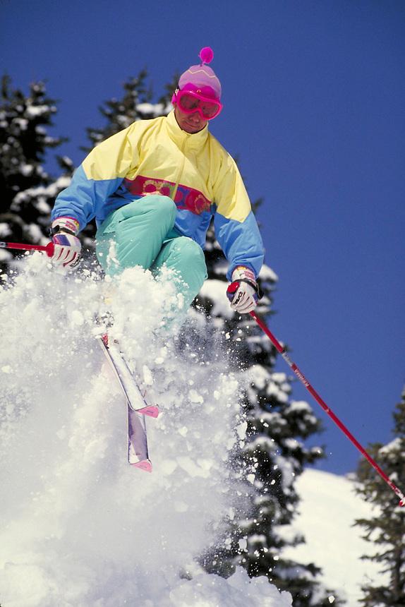 Allen Cowley (MR170) Alpine Skiing, Breckenridge Ski Area, Summit County, Colorado. Allen Cowley (MR170). Summit County, Colorado.