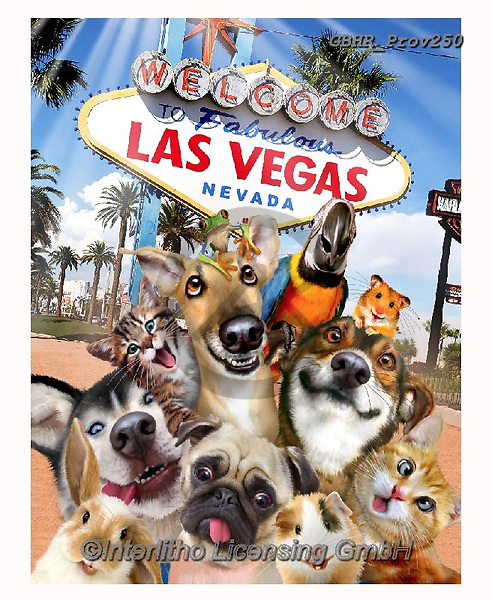 Howard, REALISTIC ANIMALS, REALISTISCHE TIERE, ANIMALES REALISTICOS, selfies,dogs,las vegas, paintings+++++,GBHRPROV250,#a#, EVERYDAY